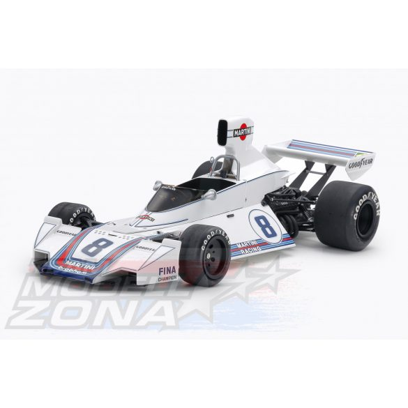 Tamiya -1:12 Brabham BT44B Martini - makett