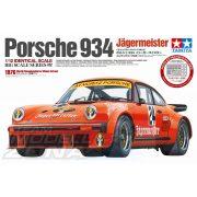 Tamiya - 1:12 Porsche 934 Jägermeister - makett