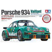 Tamiya - 1:12 Porsche 934 Vaillant - makett