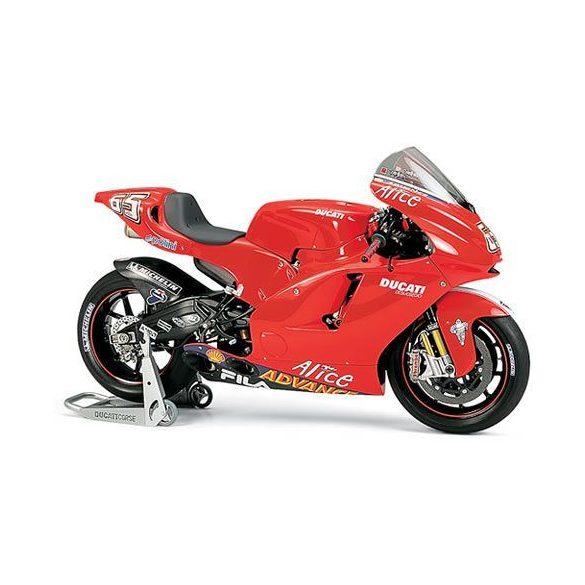 Tamiya Ducati Desmosedici - makett