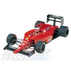 Tamiya - 1:20 Ferrari 640 F189 Portuguese - Makett