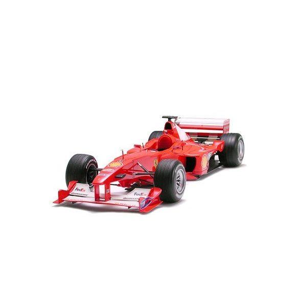 Tamiya Ferrari F1-2000 - makett