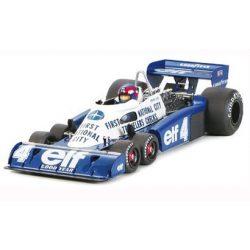 Tamiya Tyrrell P34 1977 Monaco GP - makett