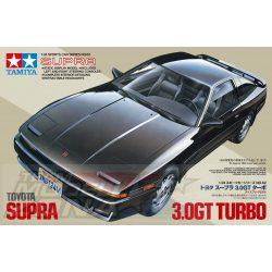 Tamiya - 1:24 Toyota Supra  3.0GT Turbo makett