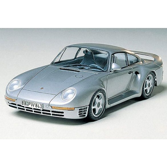 Tamiya Porsche 959 - makett