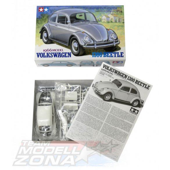 Tamiya Volkswagen 1300 Beetle 1966 - makett