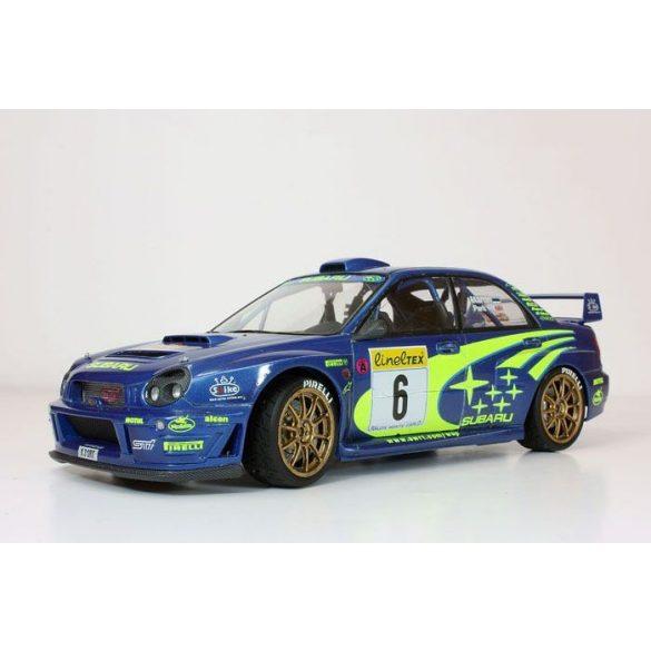 Tamiya Subaru Impreza WRC 2001 - makett