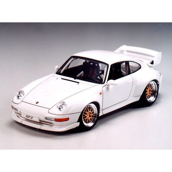Tamiya Porsche GT2 Street Version - makett