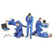 Tamiya Rally Mechanics Set - makett