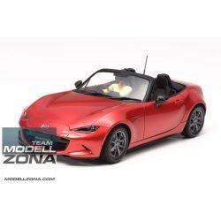 Tamiya - 1/24 Mazda MX-5 műanyag makett