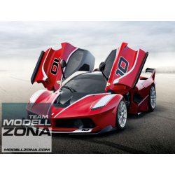 Tamiya - 1:24 Ferrari FXX K Standmodell - makett