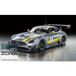 Tamiya - 1:24 Mercedes-AMG GT3 #1 - makett