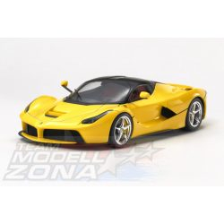 Tamiya - 1:24 Ferrari LaFerrari Yellow Version - Makett