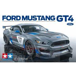 Tamiya - 1:24 Ford Mustang GT4 - makett