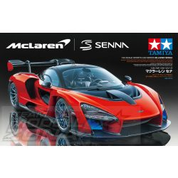 Tamiya - 1:24 McLaren Senna - makett