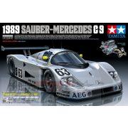 Tamiya - 1:24 Sauber-Mercedes C9 1989 - makett