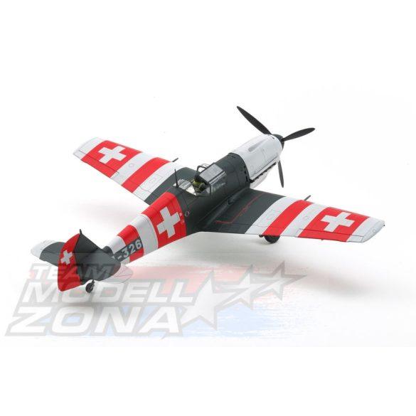 Tamiya - 1:48 swiss messerschmitt bf-109 e3