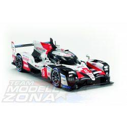 Tamiya - 1:24 Toyota G.R. 2019 TS050 Hybrid LM - Makett