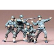Tamiya U.S. Army Infantry Kit  - makett
