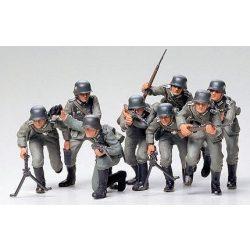 Tamiya German Assault Troops Kit - makett