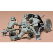 Tamiya German 37mm Anti-tank Gun - makett