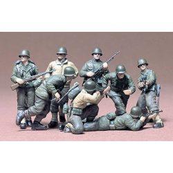 Tamiya U.S. Infantry Eur Theater Kit - makett
