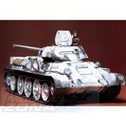 Tamiya - 1:35 Rus. Pz T-34/76 Mod.1942 (2) - makett