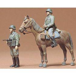 Tamiya German Wehrmacht Infantry - makett