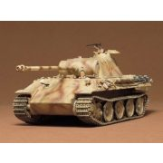 Tamiya German Panther Med Tank - makett