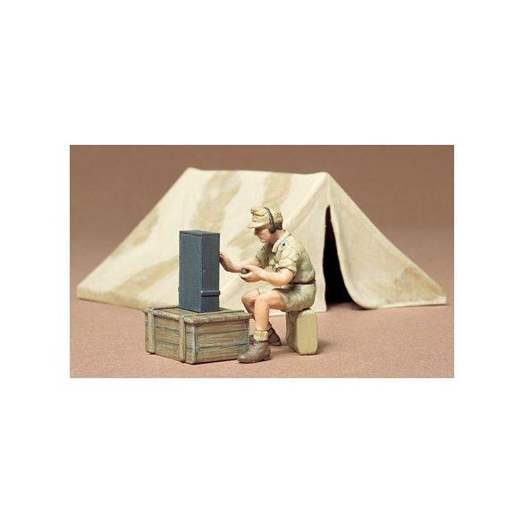 Tamiya Tent Set - makett
