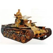 Tamiya Japanese Tank Type 97 - makett