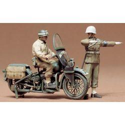 Tamiya U.S. Military Police Set Kit - makett