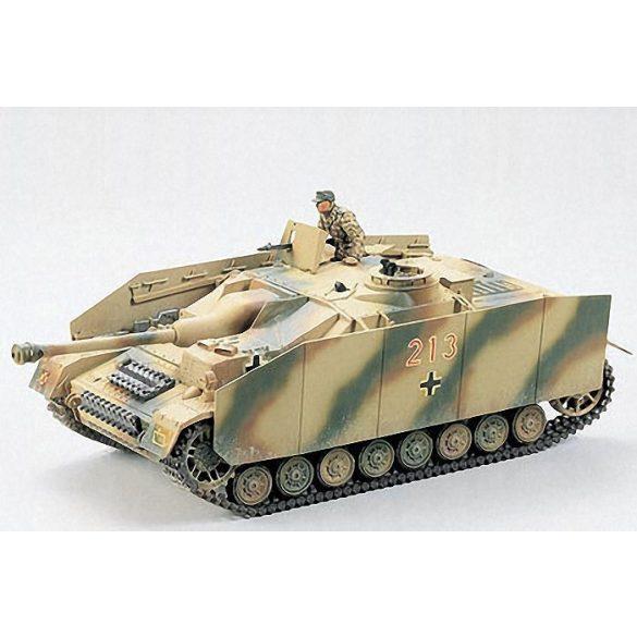 Tamiya German Sturm IV - makett
