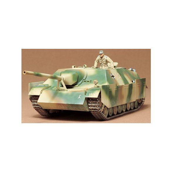 Tamiya German Jagdpanzer IV Lang - makett