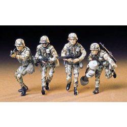 Tamiya U.S.Modern Army Infantry - makett