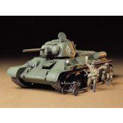 Tamiya Russian T34/76 Ch - makett