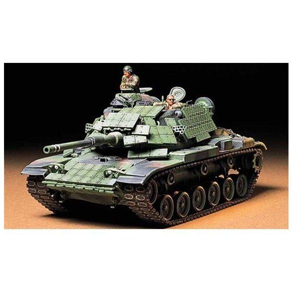 Tamiya US MARINE M60A1 - makett