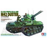 Tamiya - 1:35 US Flak-Panzer M42 Duster - multitopic makett szett