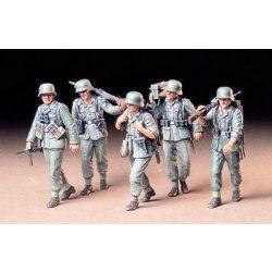 Tamiya German Machine Gun Crew - makett