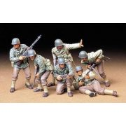 Tamiya U.S. Army Assault Infantry Set - makett