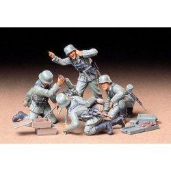 Tamiya German Infantry Mortar Team - makett