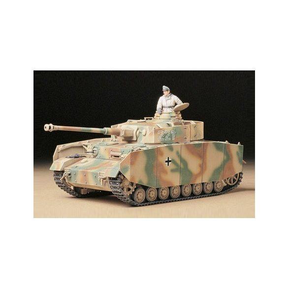 Tamiya  Pz Kpfw IV Ausf. H Early - makett