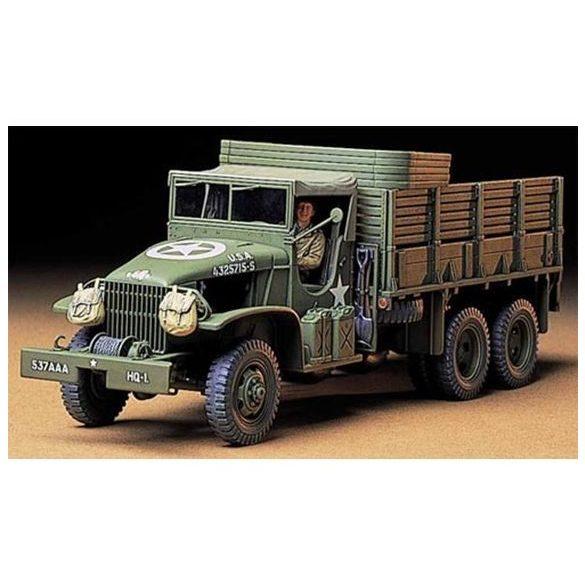 Tamiya US 2,5T CARGO TRUCK - makett