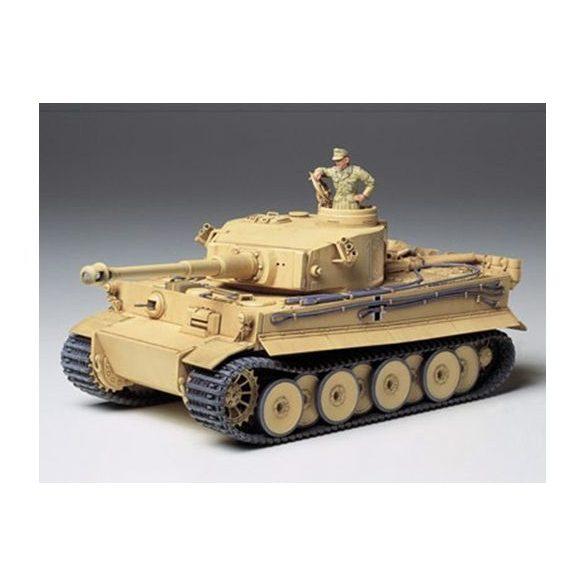 Tamiya WWII Tiger I Init./Frühe Produktion - makett