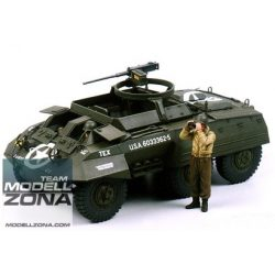 Tamiya - 1:35 WWII US M20 Spähpanzer (2) - makett