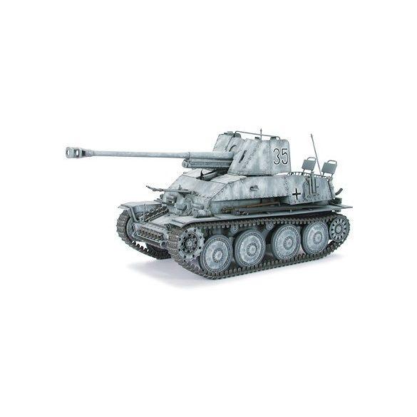 Tamiya German Tank Destroyer Marder III - makett