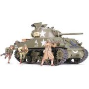 Tamiya U.S. M4A3 Sherman 75mm Gun - makett