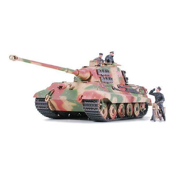 Tamiya German King Tiger - Ardennes Front - makett