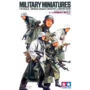 Tamiya German Assault Infantry - Winter Gear - makett (§)