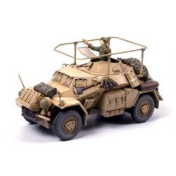 Tamiya German Armored Car SdKfz. 223 - makett